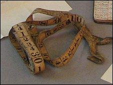 Henry Pierrepoint's tape