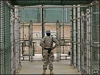 Centro de detenci�n en Guant�namo, Cuba