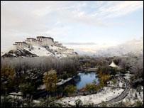لاسا عاصمة التبت