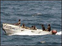 قراصنة في خليج عدن
