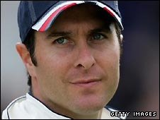 Former England skipper Michael Vaughan