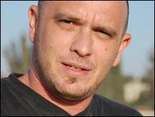 Raffi Radovan, gallery manager at Israeli Museum