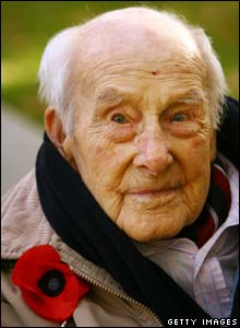 Veteran Henry Allingham