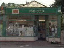 Abbotskerswell Post Office