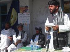 Helmand's Deputy Governor Abdul Sattar