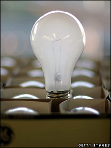 Boxes of light-bulbs (Getty Images)