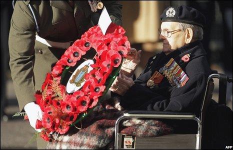 WWI war veteran Bill Stone