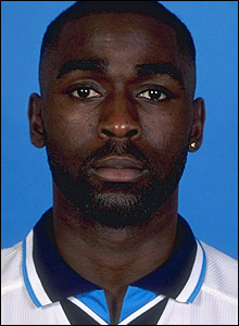 Andrew Cole for England