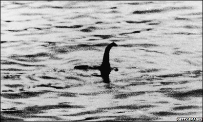 "The ""surgeon's photograph"" of the Loch Ness monster, from April 19 1934"