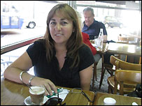 Marta Mart�n, uruguaya que se opone a la despenalizaci�n del aborto