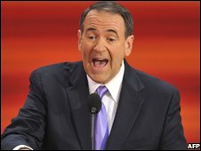 Arkansas Gov Mike Huckabee