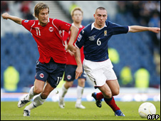 Scotland v Norway