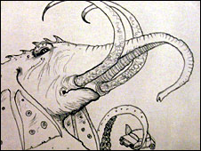 Nessie as an elephant