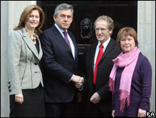 Lindsay Roy at Number 10