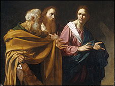 The Calling Of Saints Peter And Andrew (The Royal Collection - HM Queen Elizabeth II)