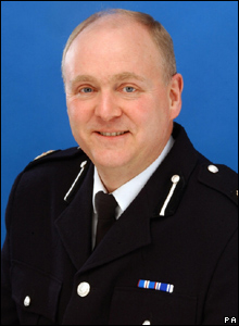 Deputy chief officer David Warcup