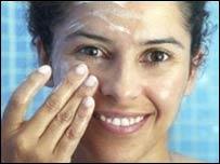Nanopartículas usadas en cosméticos