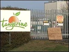 Tangerine Confectionery in Poole