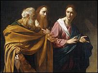 El llamado de San Pedro y San Andrés