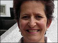 Elisabeth Ungar, directora  del proyecto Congreso Visible