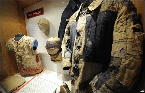 Laogai Museum display in Washingon DC.