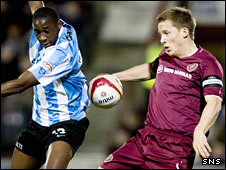 Lucas Akins and Christophe Berra