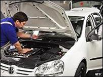F�brica de autos