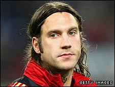 Germany midfielder Torsten Frings