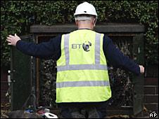 BT worker