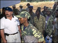 Viktor Bout in West Africa