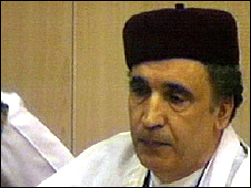 Abdelbaset Ali Mohmed Al Megrahi