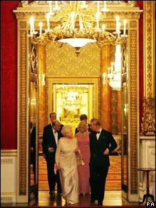 Royal Party at Prince Charles' 60th