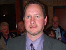 Davidl Owens, BNP councillor