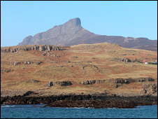 Eigg. Pic: Undiscovered Scotland