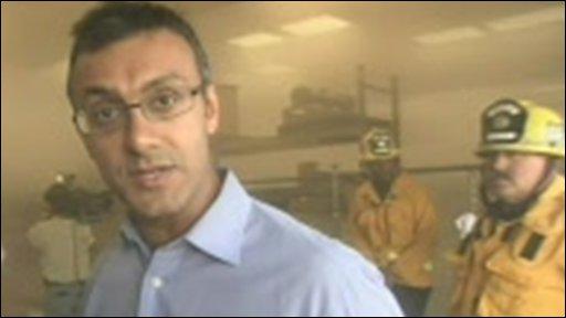 The BBC's Rajesh Mirchandani