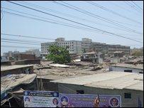 banra kurla dharavi development in Mumbai