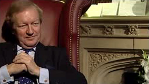 Sir Michael Willcocks - Black Rod