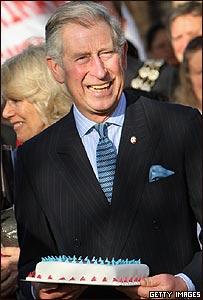 Príncipe Carlos y Camila, duquesa de Cornualles
