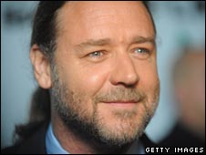 Russell Crowe at Body of Lies premiere