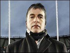 BBC Sport presenter John Inverdale