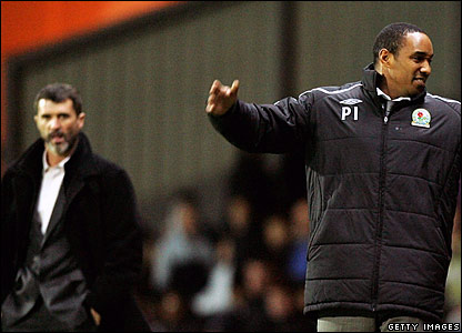 Roy Keane, Sunderland; Paul Ince, Blackburn