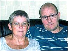 Ian and Irene Walters