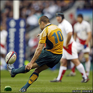 Giteau slots over further points