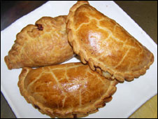 Lidstone's hand-crafted pasties