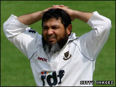 Mushtaq Ahmed was in Pakistan's 1992 World Cup-winning team