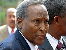Abdullahi Yusuf Ahmed (29 October 2008)