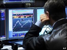 NYSE trader (14 November 2008)