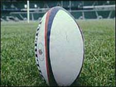 Rugby union on the BBC