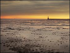 Waterloo beach, Crosby