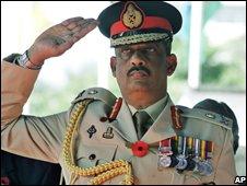 Lieutenant General Sarath Fonseka